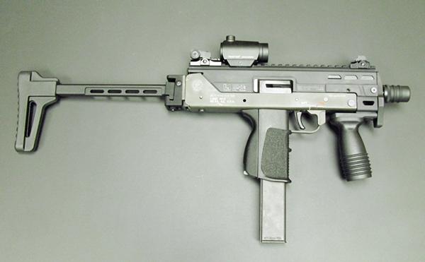 Cobray M11/9 SBR Project